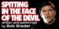 Ad: Spitting in the Face of the Devil